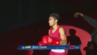 Boxing Men's Bantam (56kg) Round of 32 - Full Replay - London 2012 Olympic Games