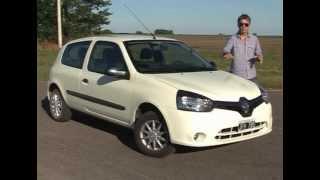 Renault Clio Mío 1.2/16v - Test - Matías Antico