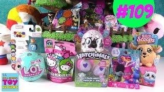 Blind Bag Treehouse #109 Unboxing Hatchimals Colleggtibles LOL Surprise Trolls | PSToyReviews