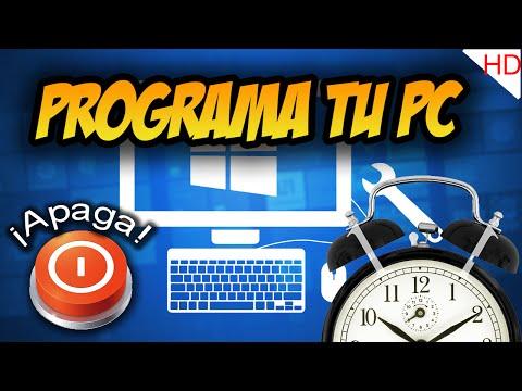 Truco - Apaga o Enciende tu PC Automaticamente