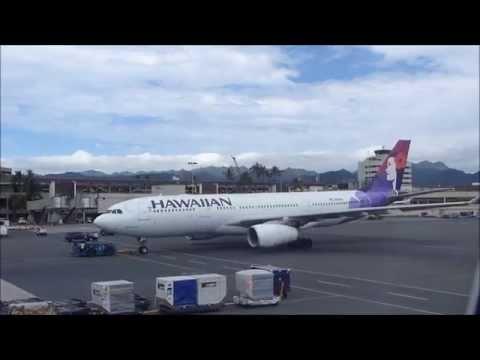 Seattle to Honolulu on Hawaiian Airlines 21, Feb  1, 2015