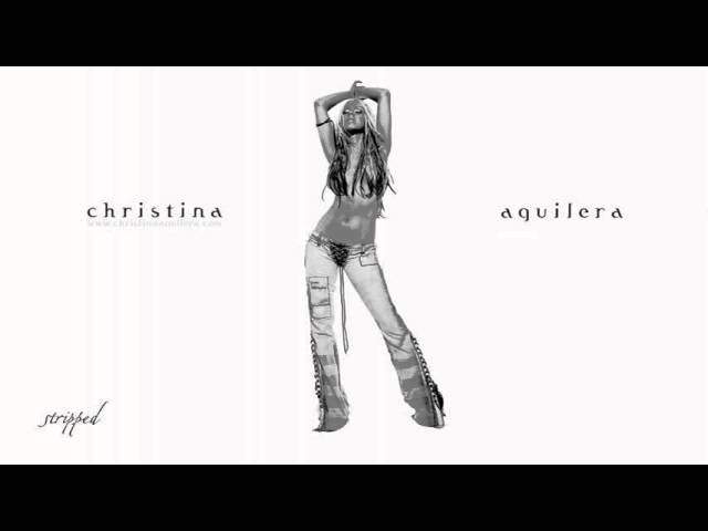 Christina Aguilera - 15. Get Mine, Get Yours Album Version