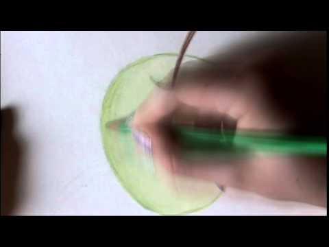 comment dessiner une pomme youtube