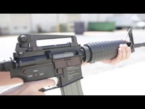 Black Ops M4 Viper AEG - Airsoft Gun Review