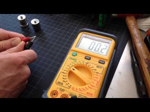 How to test your battery and coil