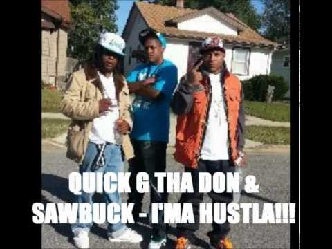 IGM Villa Mob - I'ma Hustla (ft. Quick G da DON & Sawbuck)