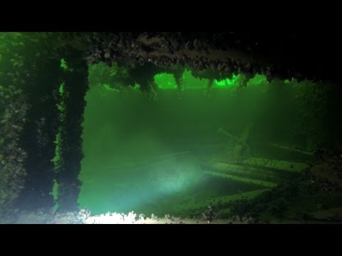 We dived on this wreck in May 2013.