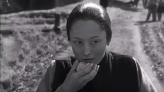 Luise Rainer Wins 2nd Academy Award For Playing A Sold Slave - The Good Earth (1937)