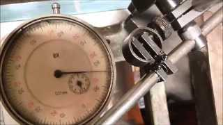 Lathe restoration project part 19 -Scraping the tailstock base-