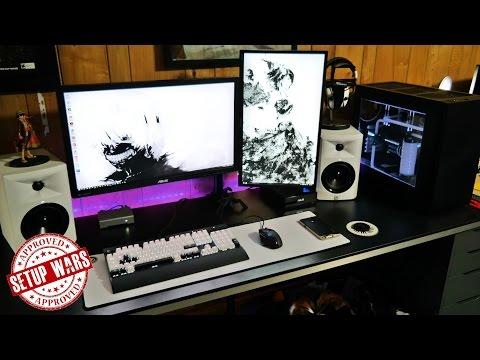 Setup Wars Episode 30 - Ft. Hardware Canucks
