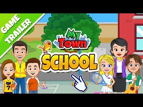 My Town : School APK Cover