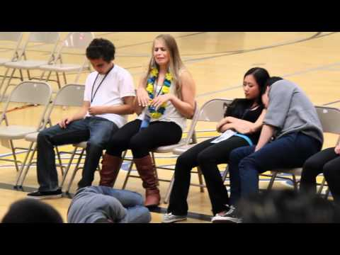 Grad Night - Comedy Hypnotist Alan Sands/The SandMan • Leland High School 2012