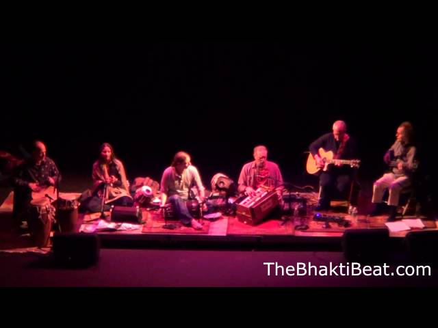 Krishna Das, Radhe Govinda, Irvington 2014