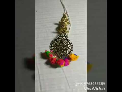 how to make latkan at home new fashion design dressing