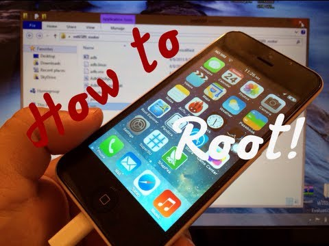Goophone i5C MTK6572 - How to root!