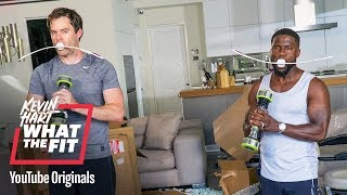 Bonus Scenes: What's in Kevin's Fridge? | Kevin Hart: What The Fit | Laugh Out Loud Network