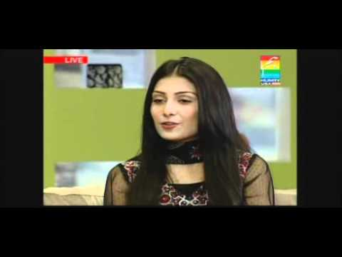 Morning With Hum May 5 p1 Guest sami khan aiza khan