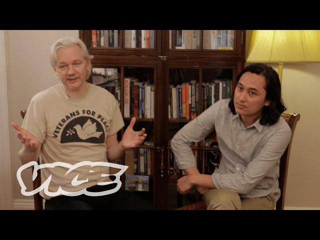 Julian Assange on Bradley Manning and Political Payback