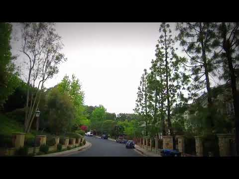 The Summit gated community in the Beverly Hills Post Office area.