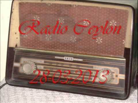 Tribute To Ganesh Sharma~Radio Ceylon Morning 28-03-2013~Part-3