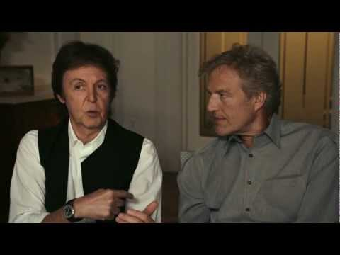 &quot;OCEAN'S KINGDOM&quot; with PAUL McCARTNEY and PETER MARTINS