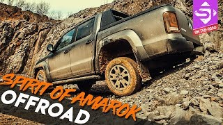 SO RICHTIG Offroad! | Spirit of Amarok | Sidney Industries