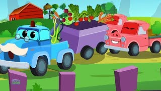Old MacDonald Had A Farm | Nursery Rhymes For Kids | Baby Songs