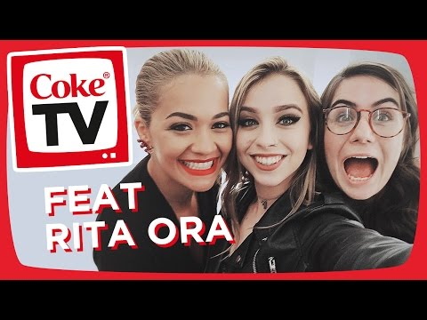 Rita Ora's Tips & Tricks For Making A Music Video | #CokeTVMoment