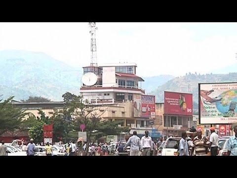 Burundi, La question d'un troisième mandat présidentiel