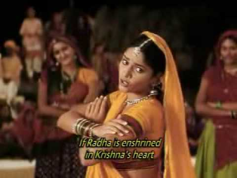 Lagaan: Rhadha And Krishna video