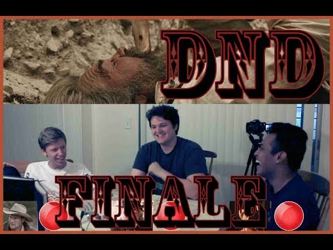 Bone Tomahawk Part 3 (Finale) - Dungeons And Dragons