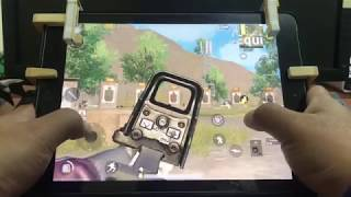 Game Trigger and Scope for PUBG| IPAD/TABLET (L1 R1 BUTTON)