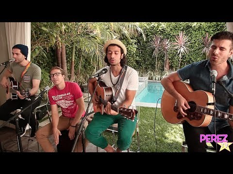 "MAGIC! - ""Rude"" (Acoustic Perez Hilton Performance)"