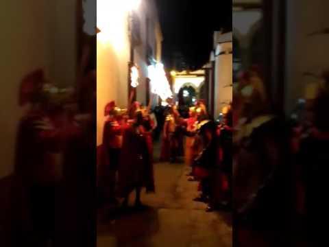 Jueves santo Cacalomacan 2017