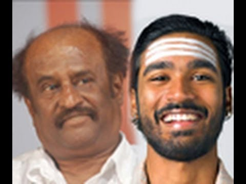 Dhanush follows Rajini