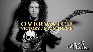 Overwatch Victory theme / Main theme HEAVY METAL