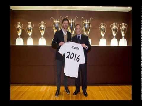 Xabi Alonso To Bayern München 2014
