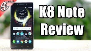 Lenovo K8 Note Review (தமிழ் |Tamil)