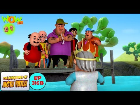John the Jaldev - Motu Patlu in Hindi - 3D Animation Cartoon - As on Nickelodeon thumbnail