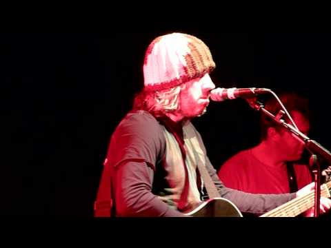 HD - Badly Drawn Boy - The Year of The Rat (live) @ WUK, Vienna 16.11.2010, Austria