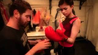 Zendaya -Photo Shoot - Behind the scenes video featuring Swag It Out!