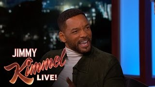 Will Smith on Learning To Be a Con Man