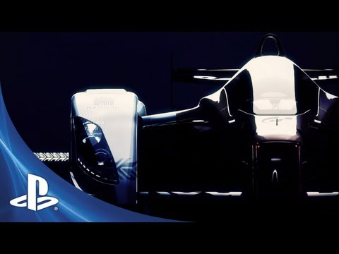 Gran Turismo 6 Announcement Trailer