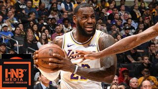 Los Angeles Lakers vs Phoenix Suns Full Game Highlights | 12.02.2018, NBA Season