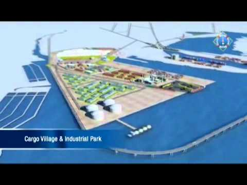 Karachi Port Trust, Pakistan Deep Water Container Port.mpg.mp4