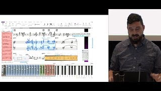 Dave Yarwood - A music composition language with a functional backbone - Compose Melbourne 2018