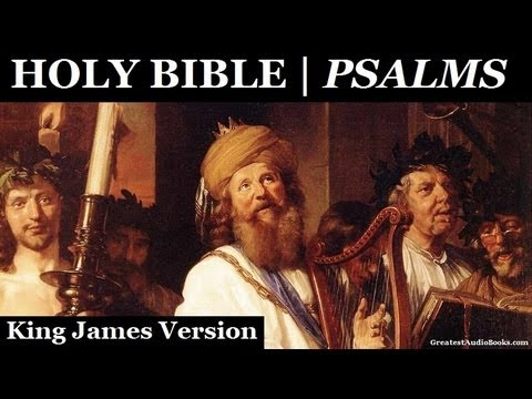 Holy Bible: Psalms - Full Audio Book | King James Version | Greatest Audio Books video