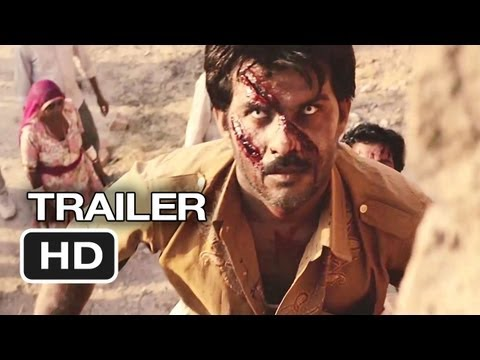 The Dead 2: India Official Trailer 1 (2013) - Zombie Sequel HD