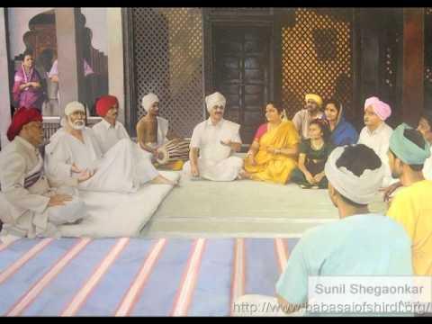 Shirdi Sai Bhajan - Jab Sai Ki Awaje Shirdi Se Ati Hai Sung By Saxena Bandhu Mukesh video