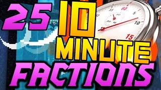 "Minecraft COSMIC Faction: Episode 25 ""THE 10 MINUTE RAID!!"" w/ MrWoofless"